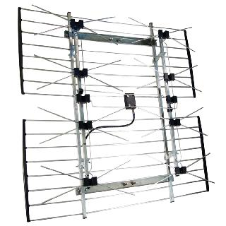<strong>CM-4228HD</strong><br>ANTENNA HDTV OUTDOOR 8 BAY 