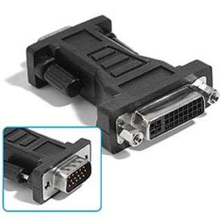 DVI FEM-VGA MALE ADAPTER 