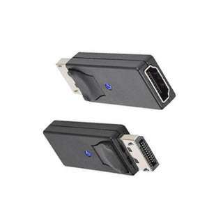 DISPLAYPORT MALE-HDMI FEMALE 