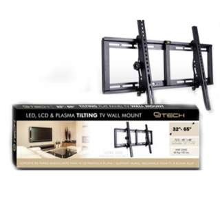 TV WALLMOUNT 32-65IN TILT 50KG FLAT PANEL -10/+10