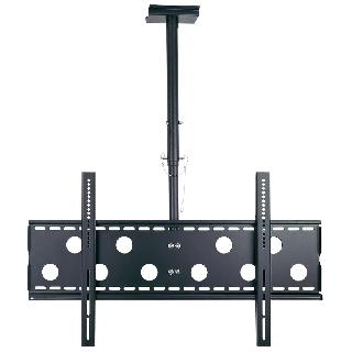 TV CEILINGMOUNT 37-75IN TILT / SWIVEL 175LB BLACK