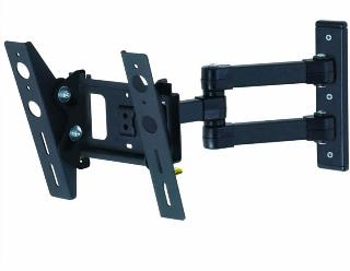 TV WALLMOUNT 25-32IN TILT/SWIVEL 55LBS