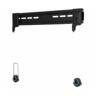 TV WALLMOUNT 26-55IN FIXED 66LB 