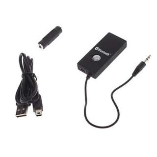 BLUETOOTH MUSIC RECEIVER 40FT RANGE W/MINI USB 2.0 PORT