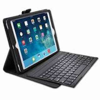 IPAD AIR CASE WITH WIRELESS BLUETOOTH KEYBOARD