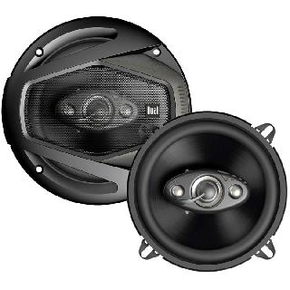 SPEAKER RND 4R 120W 5.25IN CAR SPEAKERS 4WAY HIGH PERFORMANCE