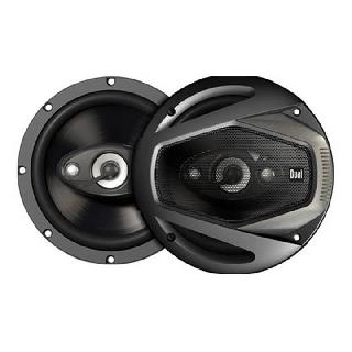 SPEAKER RND 4R 160W 6.5IN CAR SPEAKERS 4WAY HIGH PERFORMANCE