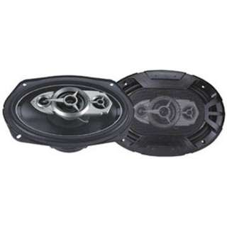 SPEAKER OVAL 4R 500W 6X9IN 4-WAY SPEAKERS