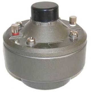 TWEETER HORN DRIVER 16R 100W 5IN FREQ:300-7KHZ GRAY