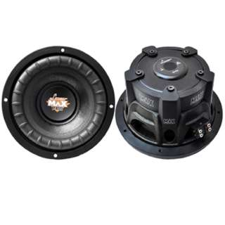 SUBWOOFER ROUND 10IN 2X4R 1200W DUAL 4R VOICE COILS