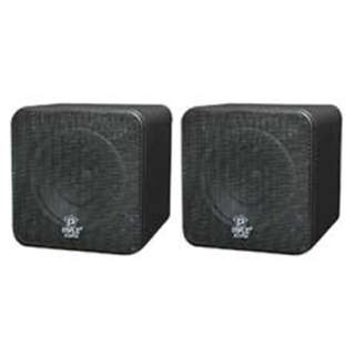 SPEAKER MINI CUBE 8R 200W 4IN BLACK