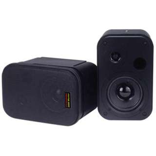 SPEAKER MONITOR STYLE 4R 300W BK 3.5IN BLACK