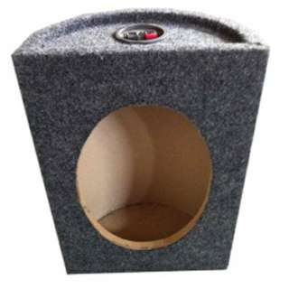 SPEAKER ENCLOSURE 6X9IN OVAL EMPTY BOX