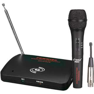 MICROPHONE WIRELESS/WIRE DUAL FUNCTION