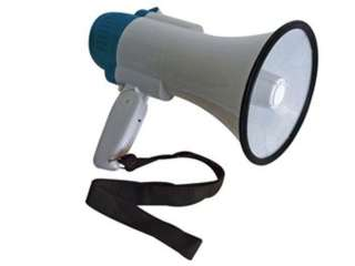 MEGAPHONE 10W WITH SHOULDER STRAP