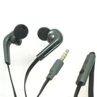 EARPHONE 32R 3.5MM W/MIC BLK 3.5FT 32MW