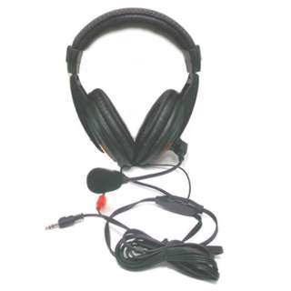HEADSET W/MICR AND VOLUME CONTRO CONTROL
