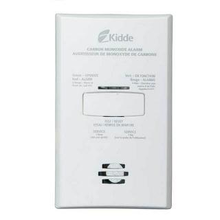 <strong>900-0263CO-CA</strong><br>CARBON MONOXIDE DETECTOR AC 115V W/BATTERY BACKUP