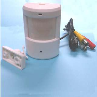 CAMERA SECURITY COLOR WITH SOUND MOTION DETECTOR TYPE