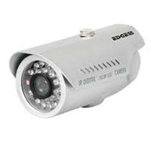 CAMERA SECURITY COLOR INFRARED CCTV 1/3 NTSC WEATHER RESISTANT