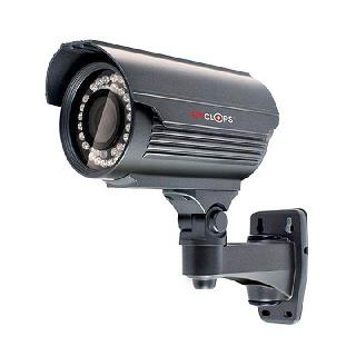 CAMERA SECURITY COLOR INFRARED IP66 WEATHERPROOF HOUSING