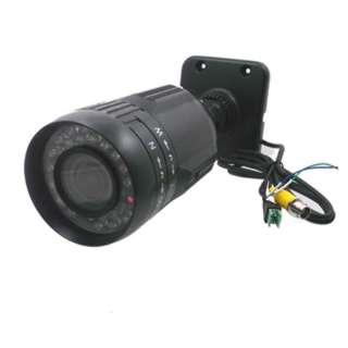 CAMERA SECURITY COLOR WITH SOUND INFRARED CCTV 1/3 CMOS NTSC