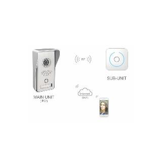 DOOR BELL CAMERA WIFI P2P ACCESS MOTION DETECTION NIGHT VISION