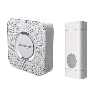 DOOR BELL WIRELESS 330M RANGE WATERPROOF 52 RINGTONES 4 VOLUME