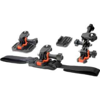 CAMCORDER ALL-IN-1 HELMET KIT ACTION/PRO SERIES