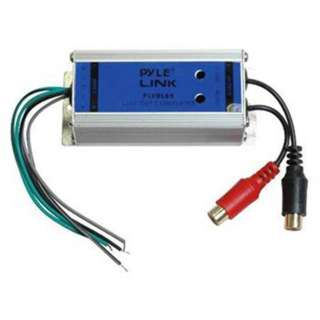SPEAKER TO LINE LEVEL CONVERTER 