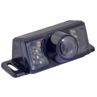 CAMERA CAR REARVIEW 1/3IN CCD DAY NIGHT LED 0.1LUX 12V