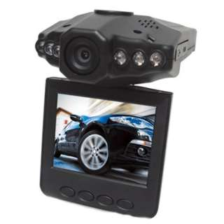 CAMERA CAR DASHBOARD WITH DVR IR USB PORT 4GB SD CARD
