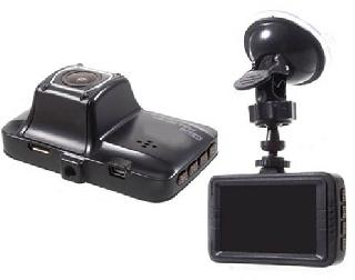CAMERA CAR DASHBOARD WITH DVR 3IN SCREEN
