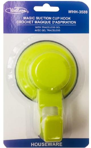 HOOK SUCTION CUP 