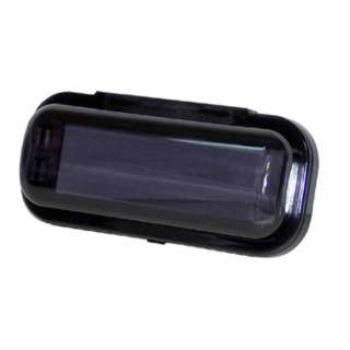 STEREO HOUSING WATER RESISTANT BLACK