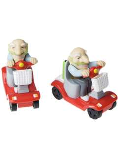SPEEDING GRANDADS 