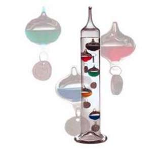 GALILEO THERMOMETER-14IN TALL 