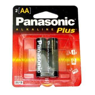 BATTERY ALKALINE AA 1.5V 