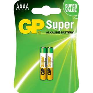 BATTERY ALKALINE AAAA 1.5V 