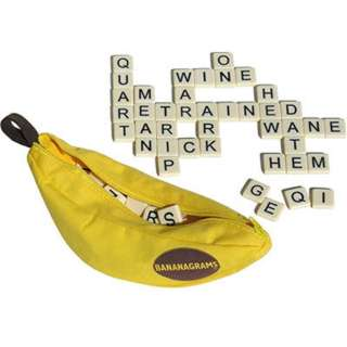 BANANAGRAMS GAME-SCRABBLE 