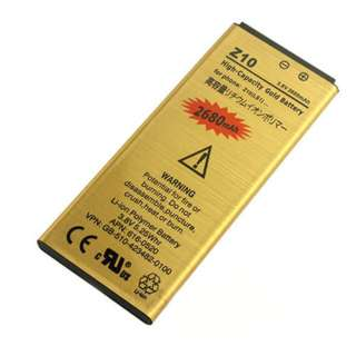 BATTERY CELLPHONE FOR BLACKBERRY Z10 3.8V 2680MAH HIGH-CAPACITY