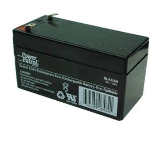 BATTERY LEAD ACID 12V 1.3A QT 3.81X1.77X2.05IN(LXWXH)
