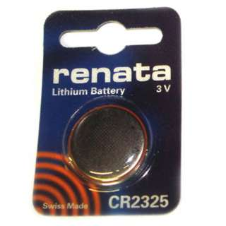 BATTERY LITHIUM CR2325 