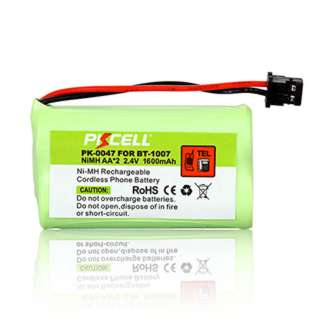BATTERY NI-MH 2XAA 1600MAH 2.4V MITSUMI CONN