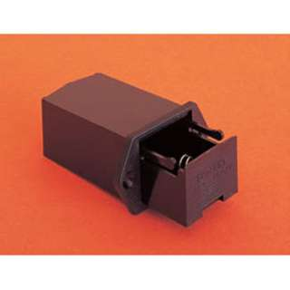 BATTERY HOLDER 9V FLANGED PANEL MOUNT SOL DRAWER FUNCTION