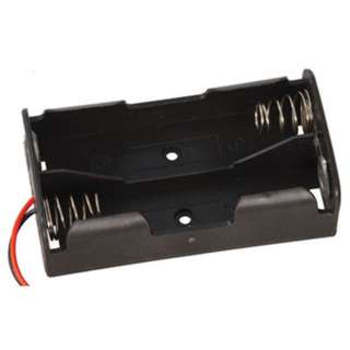 BATTERY HOLDER 18650X2 LI-ION BATTERY WITH WIRE
