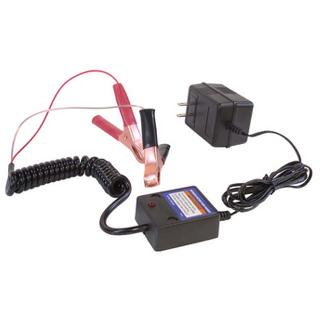 BATTERY FLOAT CHARGER 12V 500MA NOT FOR GEL BATTERIES