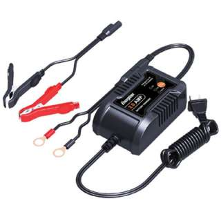 BATTERY CHARGER LEAD ACID 6/12V 2A WITH CLIPS/CABLES