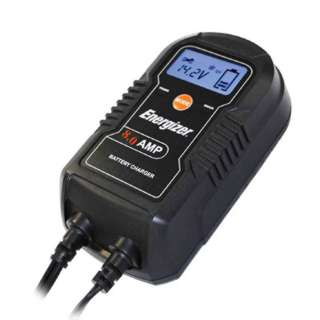 BATTERY CHARGER LEAD ACID 6/12V 8A WITH CLIPS/CABLES & DISPLAY