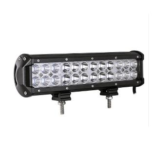 LIGHT BAR 24 LED 10-30VDC 6000LM 11.9X3.1IN 6000K 6A 72W IP67